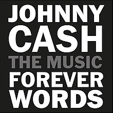 220px-Johnny_Cash_-_Forever_Words