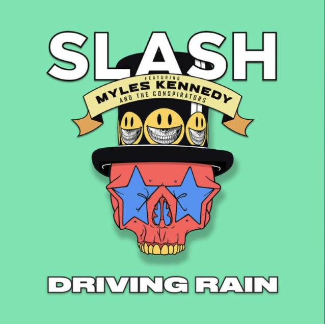 slashdrivingrainsingle