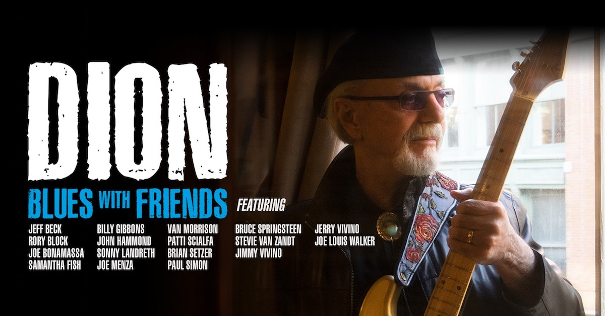 Dion-Blues-With-Friends