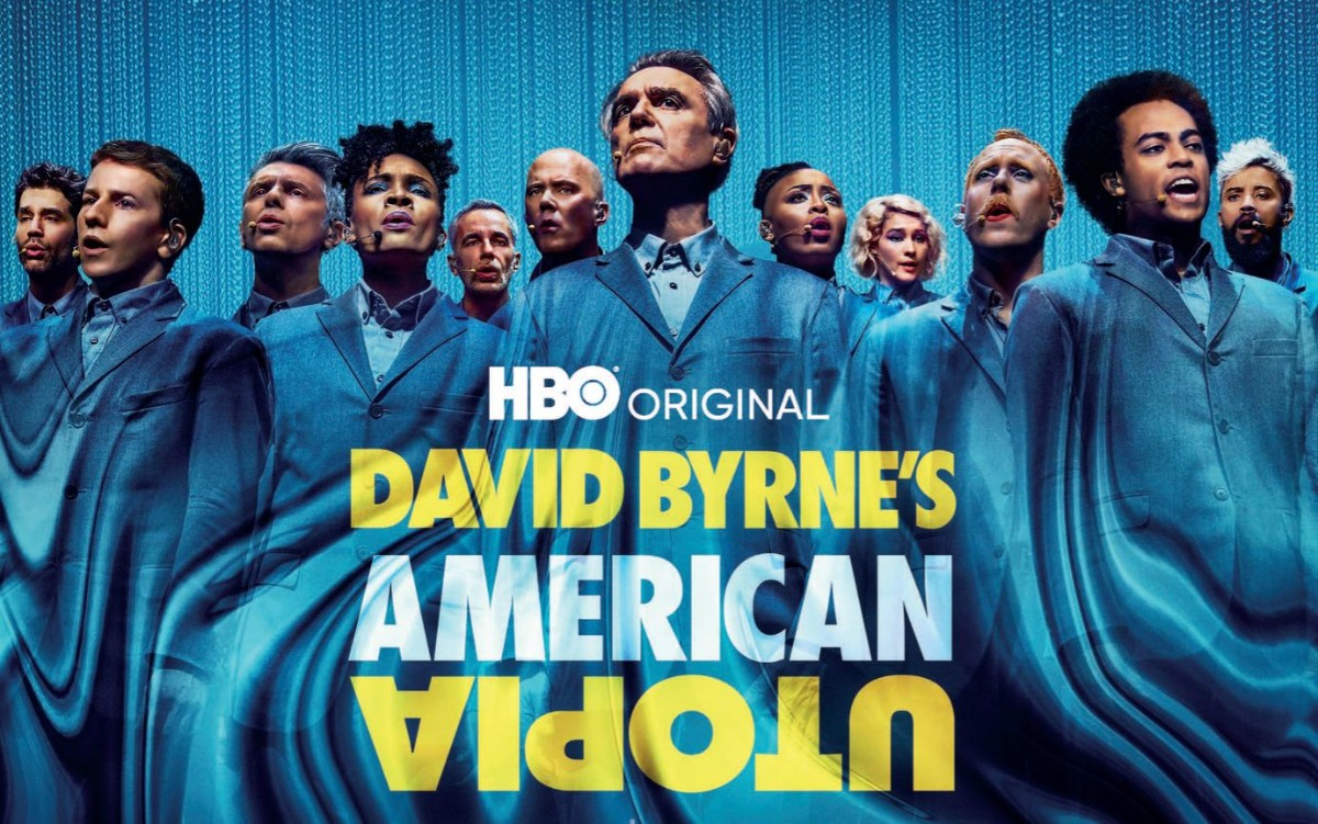 Movie Review: 'David Byrne's American Utopia On Broadway' | BourbonAndVinyl